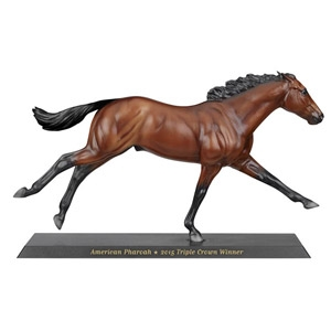 American Pharoah 2015 Triple Crown Winner