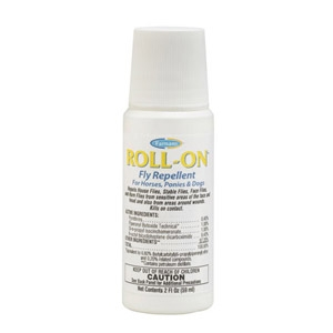 Roll-On® Fly Repellent for Horses, Ponies & Dogs