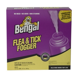 Bengal® Flea and Tick 3-pack Fogger