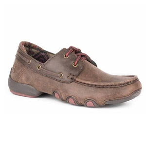Roper® Women's Brown Topsider