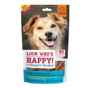 Look Who's Happy™ Tempt'n Tenders Dog Treats