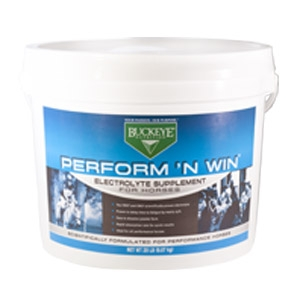 Buckeye® Nutrition Perform 'N Win® Equine Electrolyte Supplement