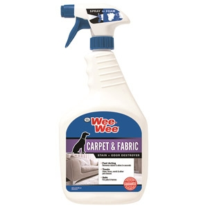 Four Paws® Wee-Wee® Carpet & Fabric Stain & Odor Destroyer