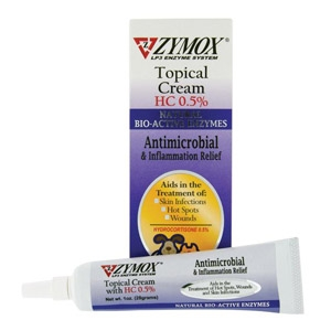 Zymox® Topical Cream for Hot Spots & Skin Infections
