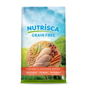 Nutrisca® Chicken & Chickpea Dog Food