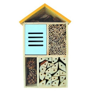 Nature's Way™ Five Chamber Deluxe Beneficial Insect House