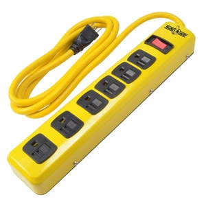 Yellow Jacket® Metal Power Strip