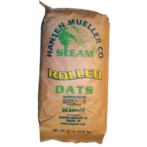 Hansen Mueller® Steamed Rolled Oats