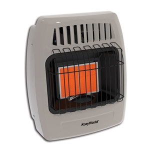 Natural (NG) Infrared Space Heater