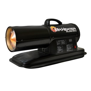 Mr. Heater® 50,000BTU Forces Air Kerosene Heater
