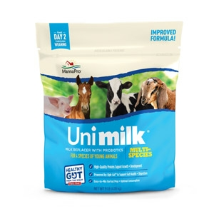 Unimilk® Multi-Species Milk Replacer with Probiotics