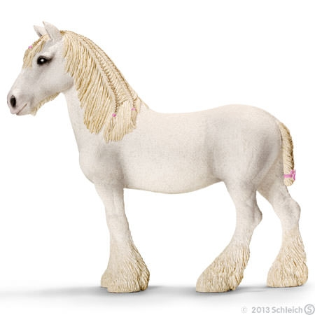 Shire Mare Mini Figure
