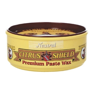 Howard® Citrus Shield Paste Wax for Furniture