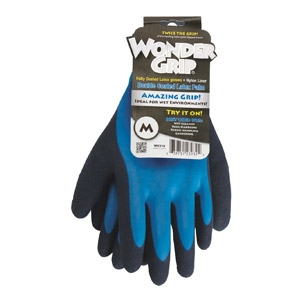 Wonder Grip® Double-Dipped Latex Garden Glove - Medium