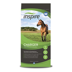 Blue Seal® Inspire™ Charger Textured Horse Feed