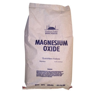 Magnesium Oxide 54% Nutritional Feed Additive