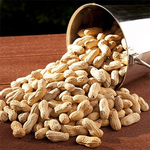 50-lb. Raw In-shell Peanuts