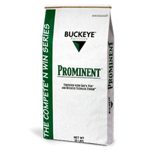 Buckeye® Prominent™ Textured Horse Feed