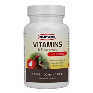Durvet® Multi-Species Vitamins & Electrolytes