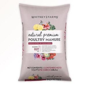 Whitney Farms® Natural Premium Poultry Manure