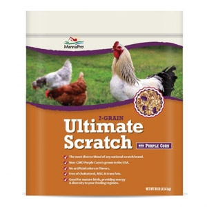 7-Grain Ultimate Scratch with Purple Corn