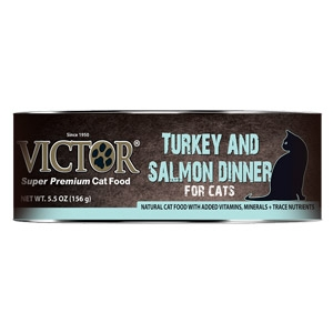 Victor® Turkey & Salmon Dinner for Cats