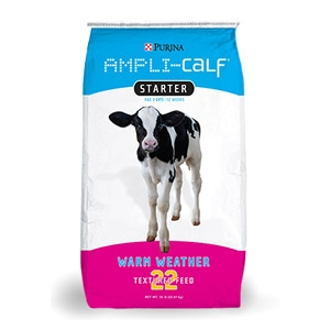 Purina® Ampli-Calf® Warm Weather Starter Feed 22