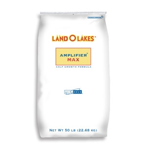 Land O' Lakes® Amplifier® Max Calf Milk Replacer NM, MOS