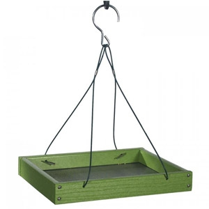 Audubon® Going Green® Hanging Platform Feeder