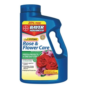 Bayer Advanced® 2-In-1 Rose & Flower Care 6-9-6