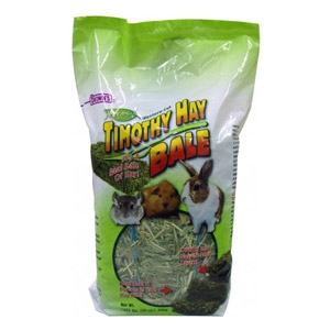 Brown's® Natural Timothy Hay Bale for Small Animals