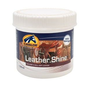 Cavalor® Leather Shine