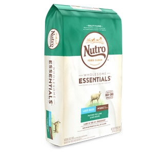 Nutro™ Wholesome Essentials™ Large Breed Pasture Fed Lamb & Rice Dry Dog