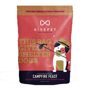 GIVEPET Campfire Feast Premium Dog Treats
