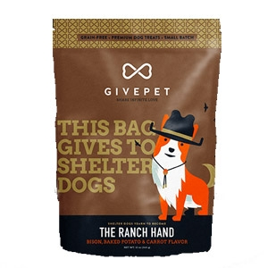 GIVEPET The Ranch Hand Premium Dog Treats