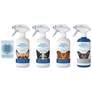 Vetericyn® FoamCare™ Medicated Shampoo for Dogs
