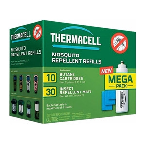 ThermaCELL® Mosquito Repellent Refills Mega Pack