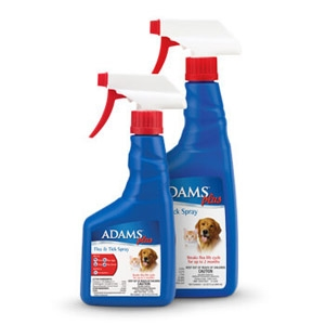 Adams™ Plus Flea & Tick Spray 16 Oz.