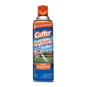 Cutter® Backyard™ Bug Control Outdoor Fogger