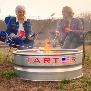 Tarter® 3' Outdoor Fire Ring