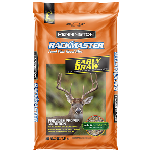 Rackmaster® Early Draw Food Plot Seed Mix