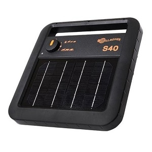 S40 Solar Fence Charger