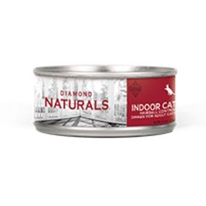 Diamond Naturals® Indoor Cat Hairball Control Wet Dinner for Adult Cats