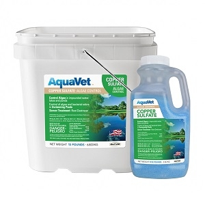 AquaVet® Copper Sulfate