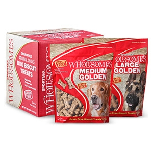 Sportmix® Wholesomes™ Golden Dog Biscuit Treats