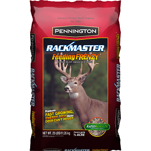 Rackmaster Feeding Frenzy Food Plot Seed Mix
