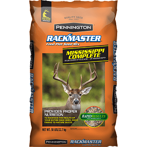 Rackmaster Mississippi Complete Food Plot Seed Mix