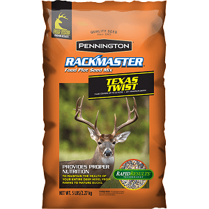 Rackmaster Texas Twist Food Plot Seed Mix