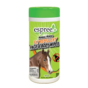 Espree® Herbal Horse Fly Repellent Face & Body Wipes
