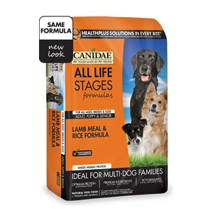 CANIDAE® All Life Stages Dog Dry Food Lamb Meal & Rice Formula